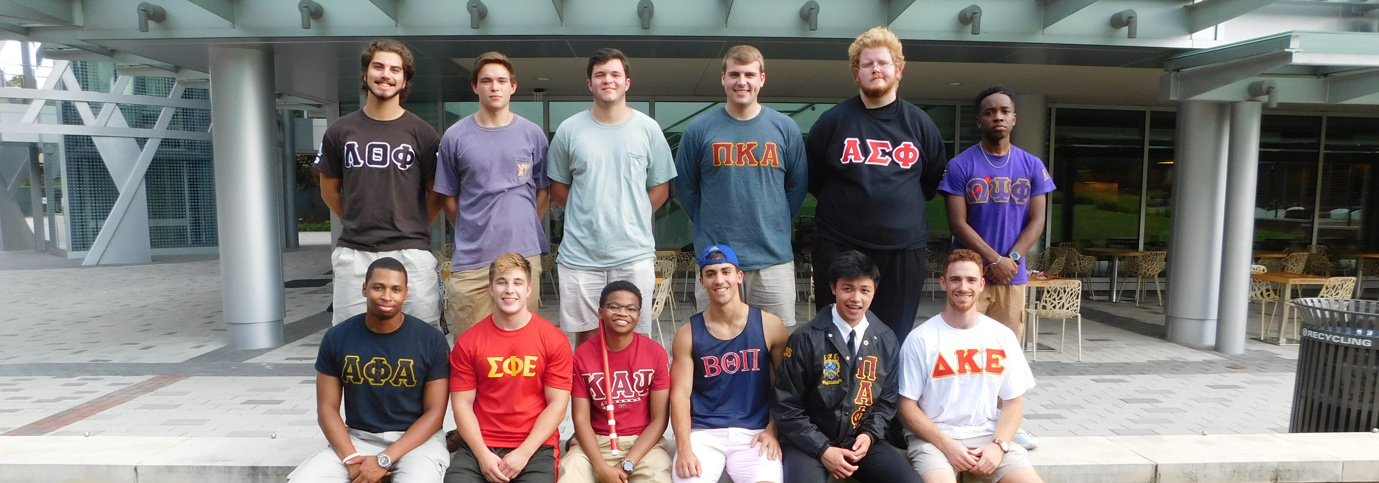 Fraternities Fraternity And Sorority Life