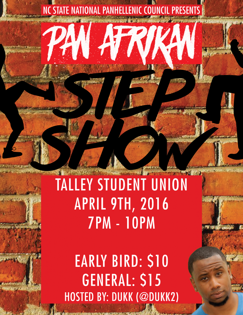 Step Show Flyer-01